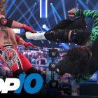WWE NXT attire le meilleur public de 2020