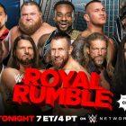 WWE Royal Rumble 2021: 5 plus grandes nouvelles