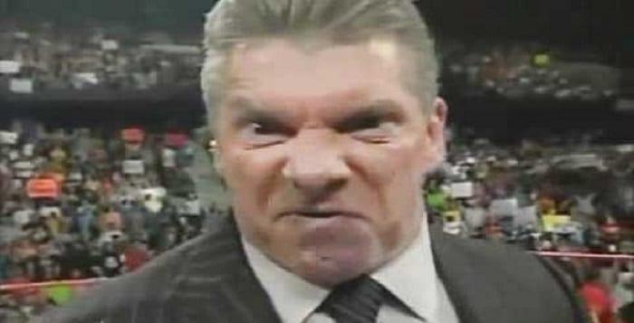 Voici un autre des mots détestés de Vince McMahon
