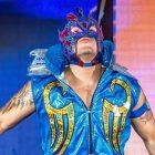 Top 10 des événements principaux de WrestleMania, Kalisto partage une promotion vidéo sans masque