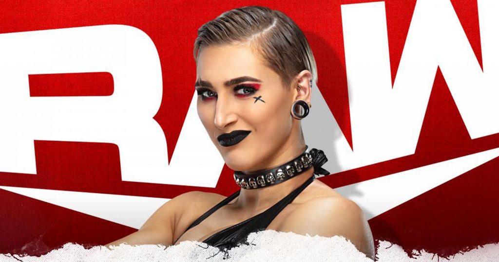 La WWE révèle enfin la date de début de Rhea Ripley à l'état brut