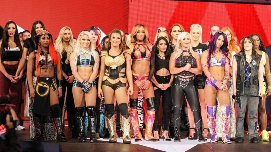 WWE Lists their 50 Greatest Women Superstars