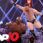 Classement brut de la WWE: le nombre de téléspectateurs en baisse pour l'émission finale avant Fastlane