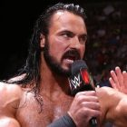 Drew McIntyre laisse tomber une bombe F sur WWE Raw Talk