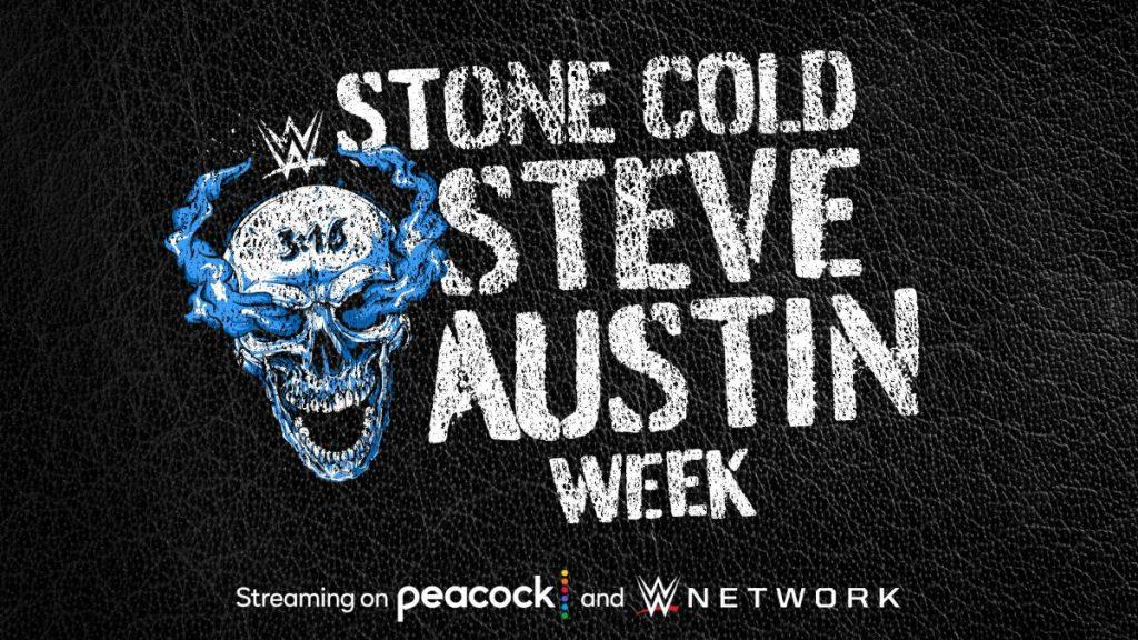 La WWE célèbre la semaine Steve Austin «Stone Cold» avec de nouveaux documentaires, des sessions Broken Skull et plus
