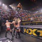 La WWE renouvelle son accord NXT avec le réseau américain et déplace le spectacle au mardi soir