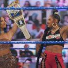 Les fans de la WWE veulent que Sasha Banks contre Bianca Belair participe au Main Event WrestleMania 37 Night One