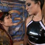 Nouvelles de la WWE: Raquel Gonzalez commente le match de prise de contrôle de NXT, Charlotte Flair sur sa promotion la plus méchante, les invités prêts pour la bosse de demain