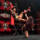 Résultats WWE NXT UK: Meiko Satomura contre Kay Lee Ray (match de championnat féminin WWE NXT UK)