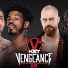 Wes Lee, star de la WWE NXT, rompt la main lors de la prise de contrôle de NXT: le jour de la vengeance