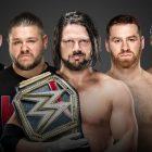 WWE News: Trois matchs qui pourraient être fixés pour Fastlane