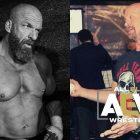 WWE Rumor Roundup - Le match de retraite de Triple H, l'ancienne superstar revenant enfin après 10 ans, le grand commentaire de Steve Austin sur AEW