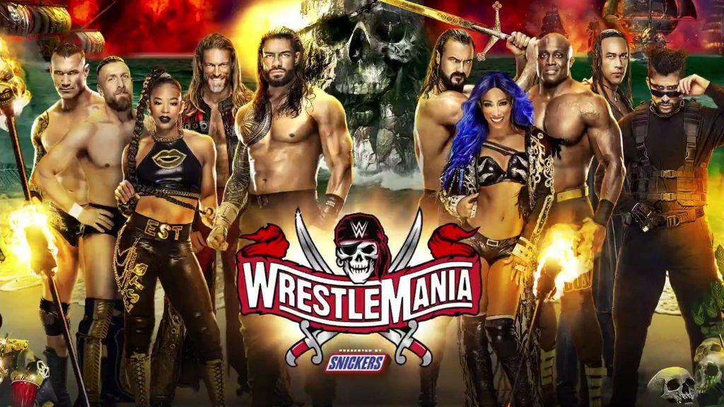 Carmella et Billie Kay annoncés pour WrestleMania 37 Tag Team Turmoil