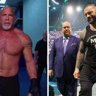 """La WWE veut que Roman Reigns bat 3 autres légendes, Released Superstar était à l'origine censée être le """"prochain Goldberg"""""""
