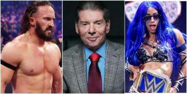 10 fois la WWE a refusé à un lutteur sa demande de libération