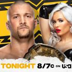 Aperçu de WWE NXT pour ce soir: ensemble d'ouverture, annonce de la programmation chargée, retombées de la reprise