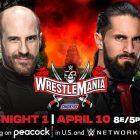 Cesaro bat Seth Rollins à la WWE WrestleMania 37 |  Rapport du blanchisseur