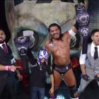 "Champion incontesté de la WWE NXT Cruiserweight couronné lors de ""Takeover: Stand & Deliver"" Night Two"