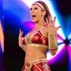 La WWE semble avoir envoyé ses affaires à Mickie James dans un sac poubelle