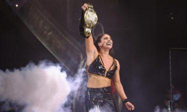 La première défense du championnat féminin NXT de Raquel Gonzalez révélée