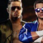 La superstar de la WWE, le fan de Miz, se présente comme le personnage de Mortal Kombat