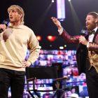 L'audience finale de WWE SmackDown en baisse avec l'apparition de Logan Paul