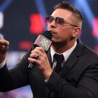 Le Miz se souvient avoir été évité par les vestiaires de la WWE au cours de ses premières années