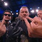 Match Blood and Guts annoncé pour l'épisode du 5 mai d'AEW Dynamite
