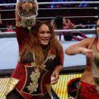 Nia Jax et Shayna Baszler conservent les championnats féminins par équipe de la WWE à WrestleMania 37