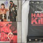 Objets de collection autographiés Kenny Omega maintenant disponibles sur eBay - IMPACT Wrestling