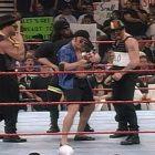 Parodie DX de The Nation of Domination retirée du réseau WWE