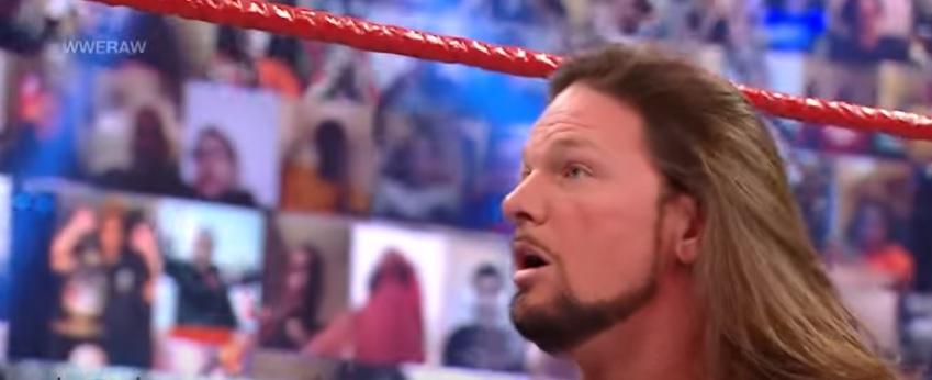 Résultats bruts de la WWE (4/5) - La promesse de Drew McIntyre;  Xavier Woods avec Kofi Kingston a vaincu AJ Styles avec Omos par Pinfall