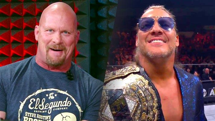 Steve Austin révèle le rôle de Vince McMahon dans Chris Jericho sur Broken Skull Sessions