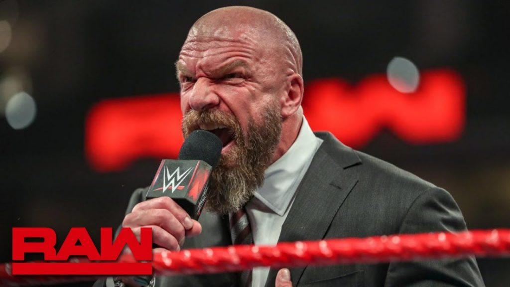 Triple H vend plus de 2 millions de dollars en actions de la WWE