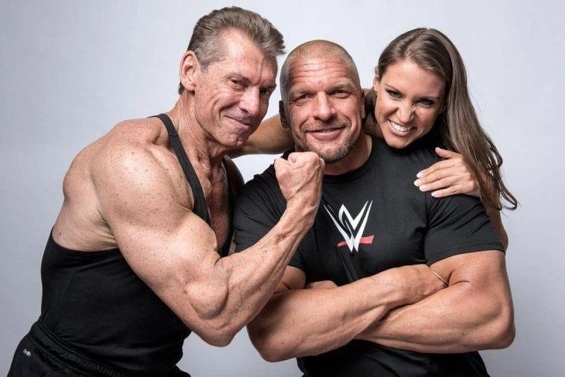 Vince McMahon pense que l'équipe de direction actuelle de la WWE est la meilleure de tous les temps