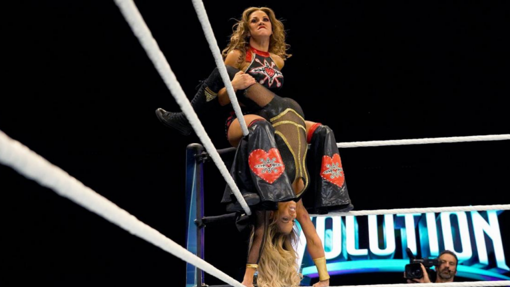 WWE told Mickie James women's wrestling doesn't make money before realeasing her