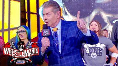WWE Network édite Night One de WrestleMania 37, WarnerMedia vante le succès de Dynamite    Taille du combat
