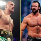 Drew McIntyre de la WWE: `` Tyson Fury me traque ''