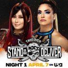 Wrestling News: Io Shirai affronte Raquel Gonzalez à NXT TakeOver