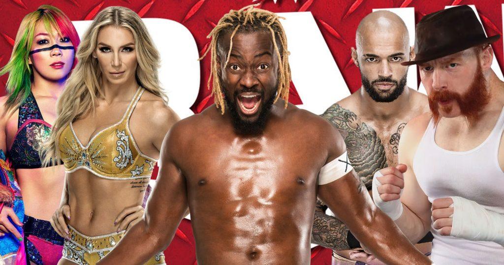 Kofi Kingston Pins Champion de la WWE Bobby Lashley