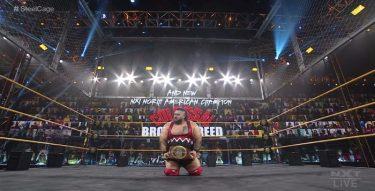 REGARDER: Moment émotionnel après la disparition de NXT