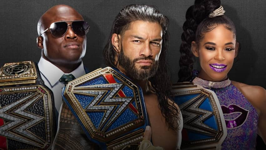 WWE announces the return to the road with fans in attendance