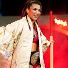 Hikaru Shida détient le titre mondial féminin AEW pendant une année complète