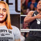 La fille de The Rock, Simone Johnson, en tête du classement impressionnant de la WWE PC