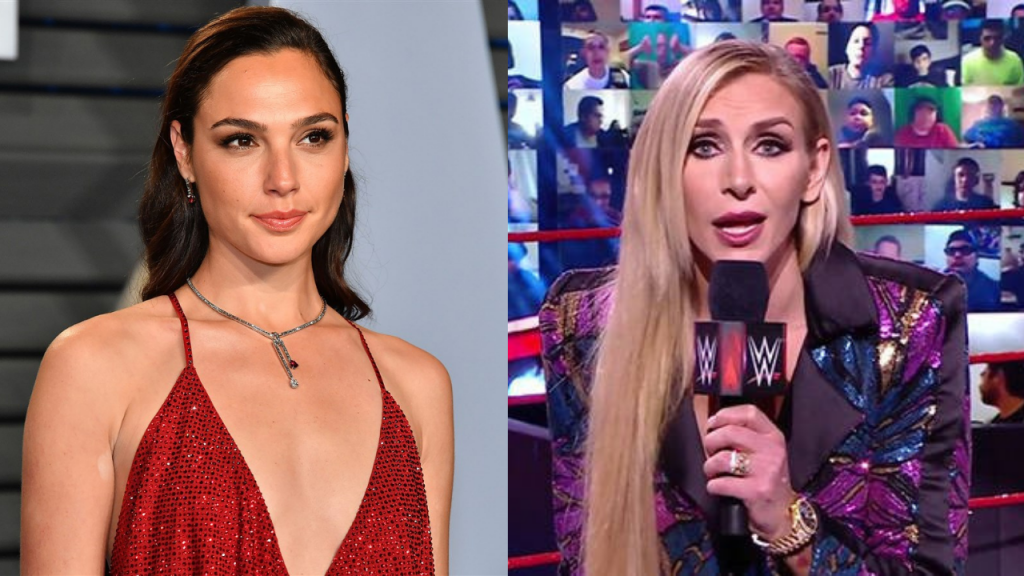 Charlotte Flair apologises after fans threaten to cancel her for liking Gal Gadot's Tweet
