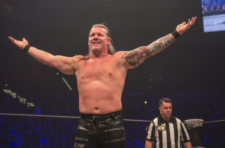Chris Jericho parle de l'édition des botches des matchs AEW