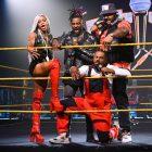L'écurie «Hit Row Records» arrive à WWE NXT
