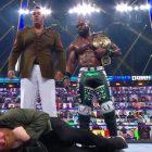 Les équipages d'Apollo de la WWE battent Big E dans le match revanche chaotique de WrestleMania sur SmackDown
