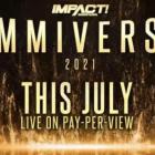 Les stars de la WWE publiées dans la publicité pour le PPV Slammiversary de l'Impact Wrestling