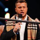 MJF laisse la porte ouverte pour un saut à la WWE